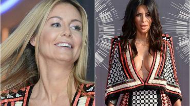 Małgorzata Rozenek, Kim Kardashian