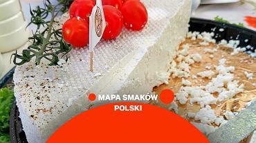 'Kanon kuchni polskiej, bez względu na to, jak górnolotnie będzie to brzmieć, stoi twarogami'