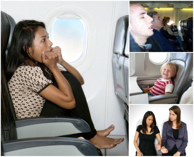 Podniebny savoir-vivre. Jak przetrwać z klasą kilkunastogodzinną podróż samolotem [KAYAK.PL]