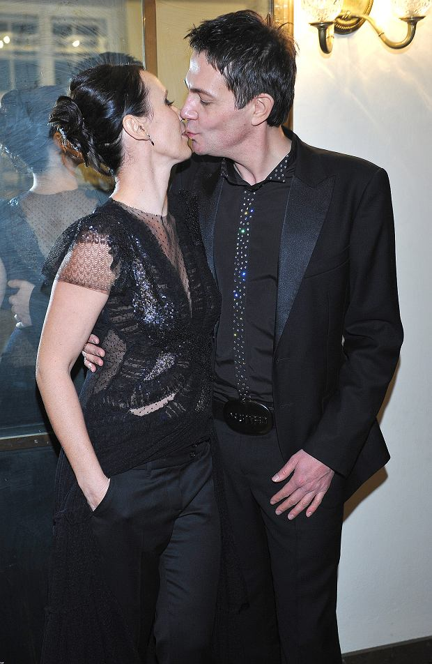 Krzysztof Ibisz z żoną Anną