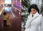 Kylie Jenner spędza czas razem z córką. Gwiazda zabrała małą Stormi na kręgle