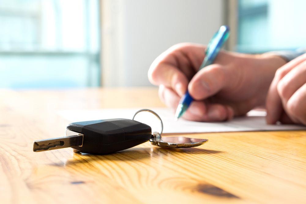 Samochód w leasingu to dobra opcja dla firm i osób prywatnych. Zdjęcie ilustracyjne