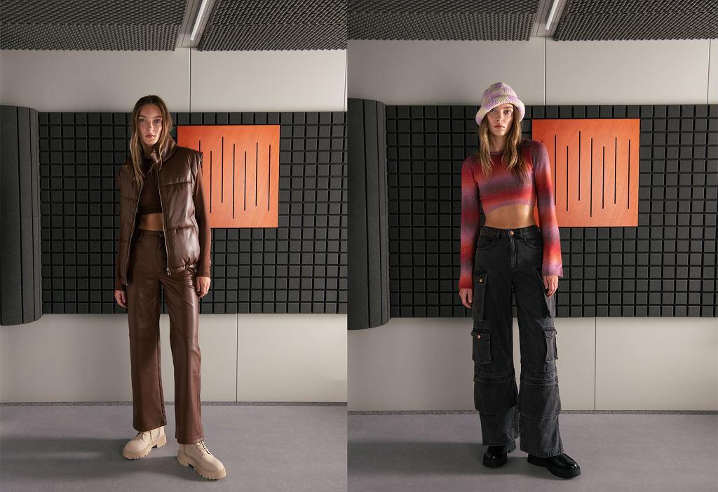 Bershka 'Sound On' - kolekcja jesień-zima 2021/22