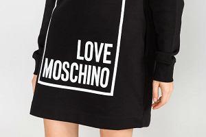 Sportowa kolekcja marki Moschino - sneakersy, bluzy i sukienki dresowe