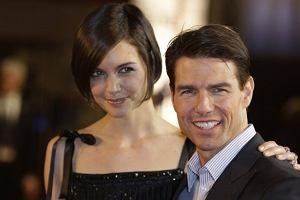 Katie Holmes i Tom Cruise.
