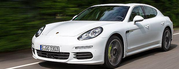Porsche Panamera Plug-in Hybrid  Pierwsza jazda   Test   Klonowanie Waltera