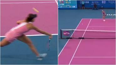 Magda Linette z Zagraniem Roku WTA wybranym przez kibiców
