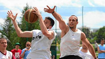 W sobotę na terenie SGGW rozegrano turniej koszykówki ulicznej Tie Break Streetball Cup 2013