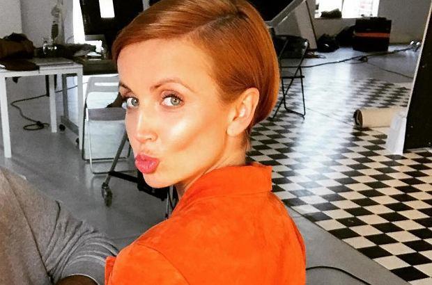 Katarzyna Zielińska Zmieniła Fryzurę No I Jak Podoba Się