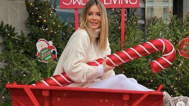 Małgorzata Rozenek pokazała świąteczne dekoracje domu. Poszalała!