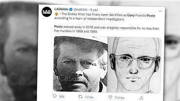 Gary F.  Zodíaco de Post and Memory Portrait