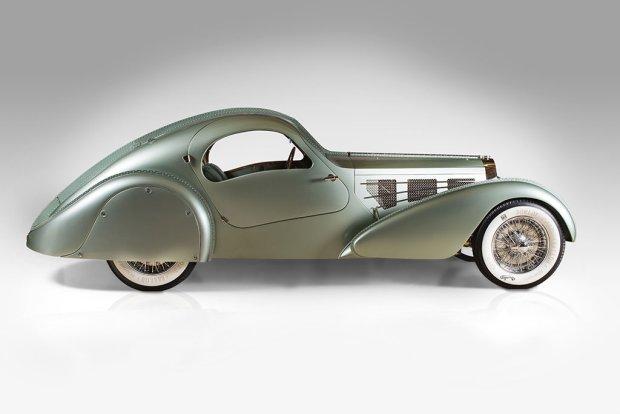 Bugatti Type 57S Competition Coupe Aerolithe