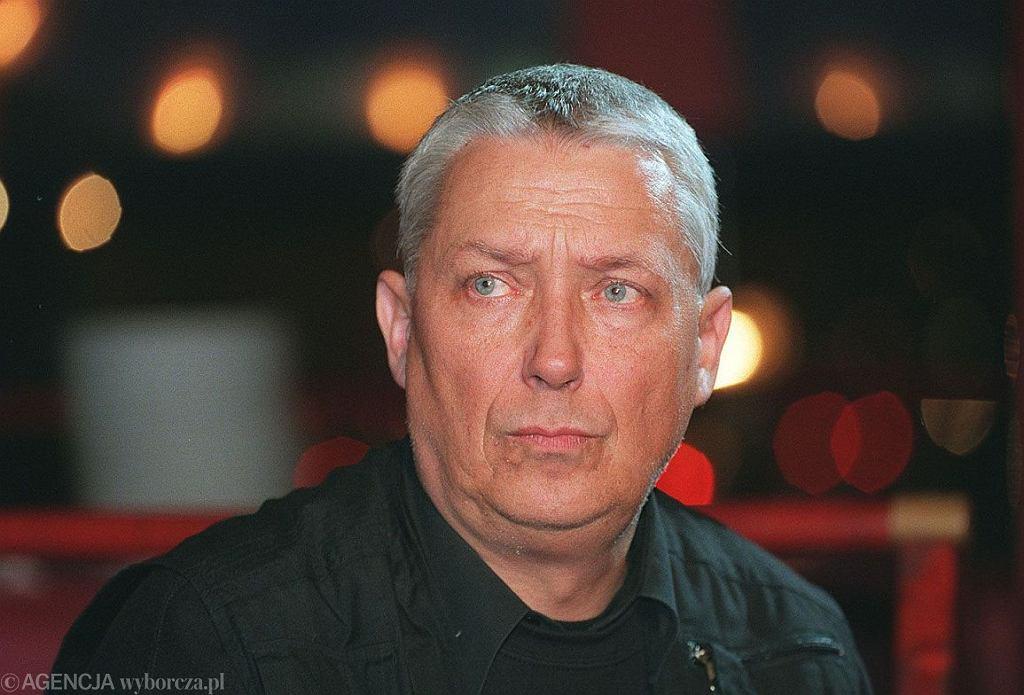 Wojciech Młynarski (fot. Sławomir Kamiński / Agencja Gazeta)