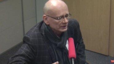 """Adam Szostkiewicz w """"Poranku Radia TOK FM"""""""