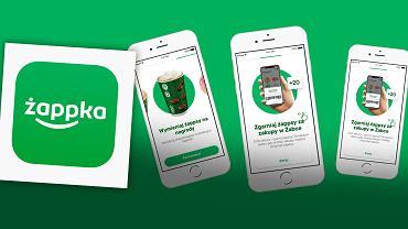 Sieć Żabka udostępniła aplikację mobilną Żappka