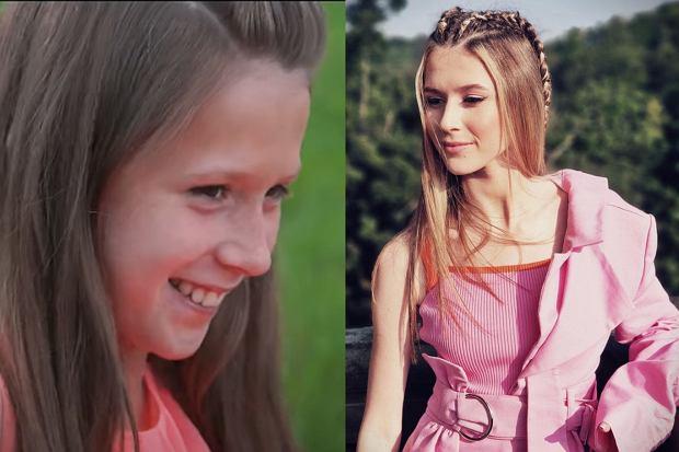"""Roksana Węgiel gwiazdą muzyki disco polo? Młoda artystka gościnnie wystąpiła w teledysku do piosenki """"Mam obsesję"""" zespołu Rompey."""