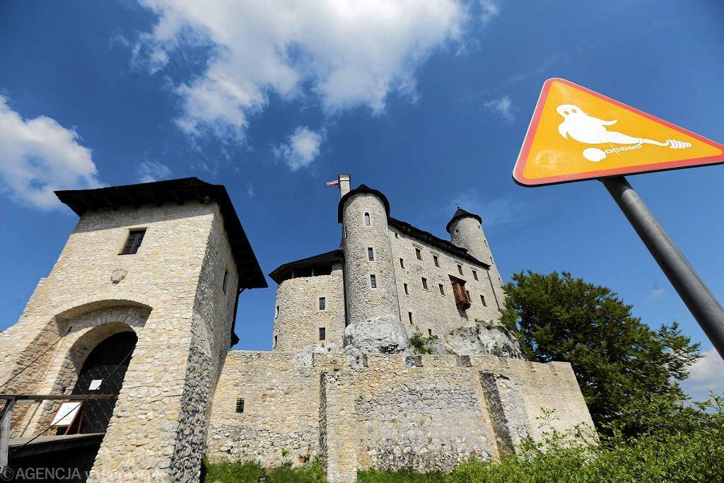 Rodzina Lasecki odbudowała także zamek w Bobolicach / GRZEGORZ SKOWRONEK