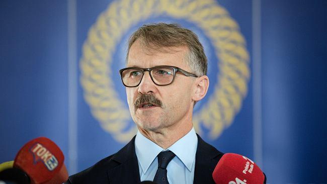 """Szef KRS Leszek Mazur: """"Uchwała SN nie tworzy chaosu, ale tamę na przyszłość"""""""