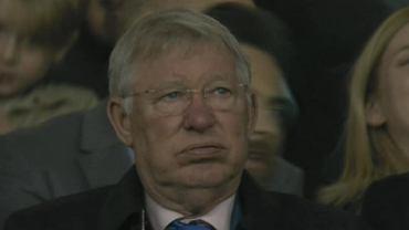 Sir Alex Ferguson zdegustowany podczas meczu z Liverpoolem (0:5)