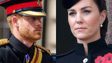 Książę Harry z powodu Meghan Markle nie mógł pojawić się na przyjęciu na cześć księżnej Diany