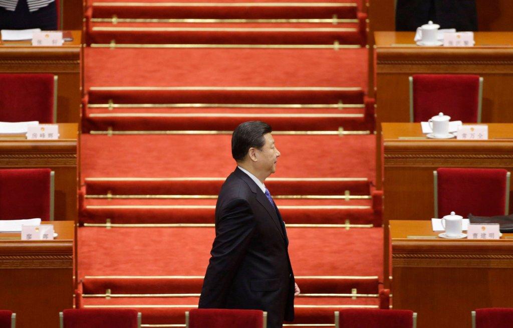 Xi Jinping, prezydent Chin