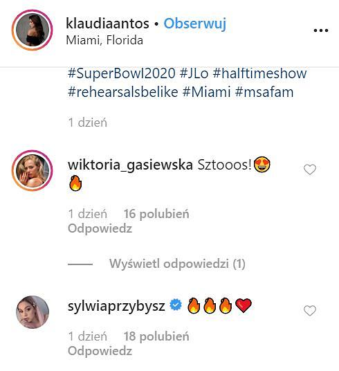 Klaudia Antos - Super Bowl