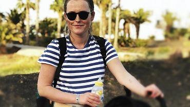 Olga Frycz o oczekiwaniach na Instagramie. 'Brzuchy po ciąży wyglądają różnie'