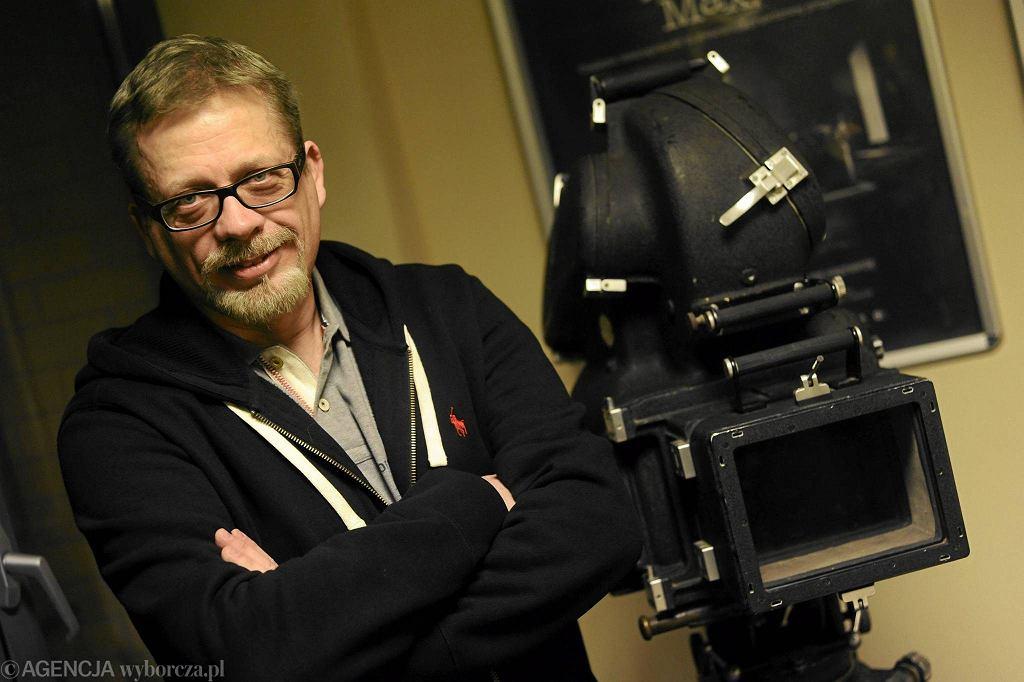 Tomasz Raczek, ambasador cyklu Kino Konesera