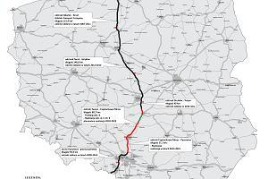 """Rusza budowa autostradowego kręgosłupa. Pozostało 140 km. """"Z Gdańska do granicy z Czechami w 5 godzin"""""""