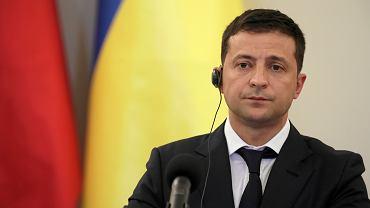 Wizyta prezydenta Ukrainy Wolodymyra Zelenskiego w Polsce