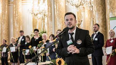 Gala wręczenia nagrody Nauczyciela Roku, 09.10.2018.