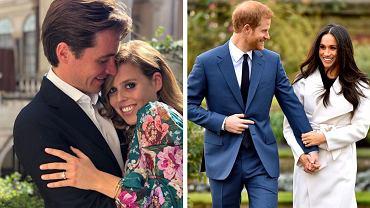 Księżniczka Beatrice nie zaprosi na ślub Meghan i Harry'ego? Ma pewne obawy