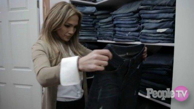 Szafa Jennifer Lopez