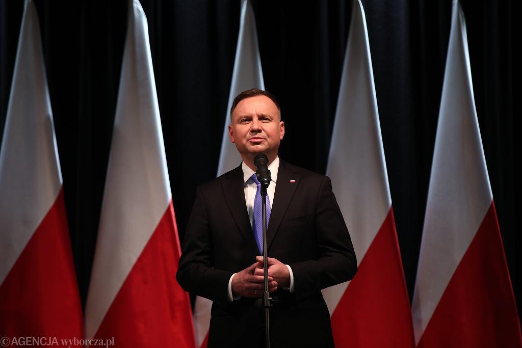 $Prezydent Andrzej Duda w Zakliczynie