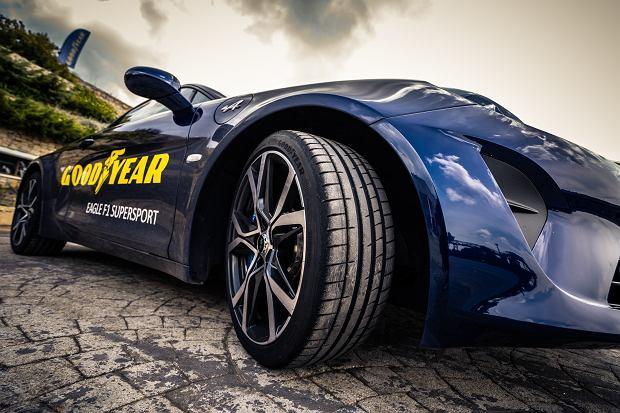 Goodyear wprowadza na rynek nowe opony z rodziny Eagle F1