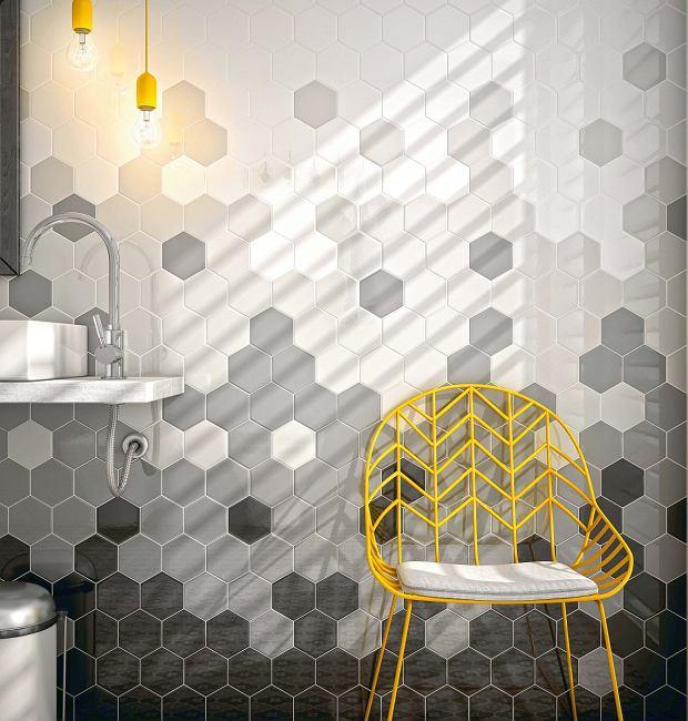 Nowoczesne płytki na podłogi i na ściany