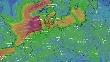 Pogoda. Niż Zehna kształtuje pogodę w Polsce (zdjęcie ilustracyjne)