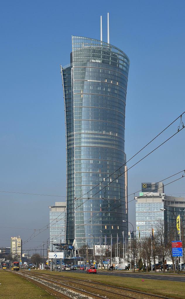 Warsaw Spire będzie pierwszym budynkiem w Polsce wykorzystującym dwupoziomowe windy.
