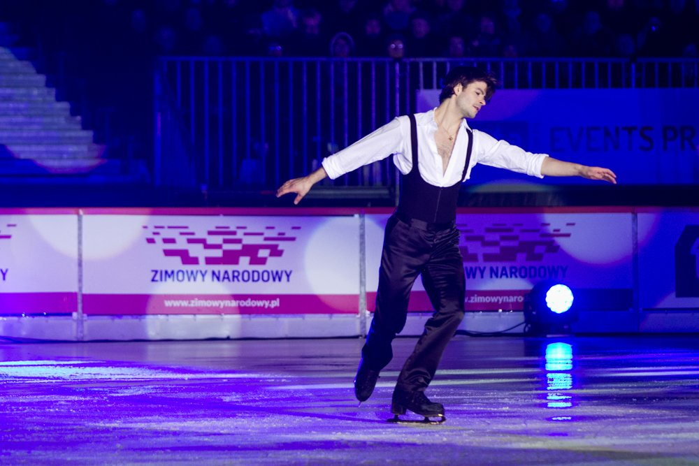 Widowisko 'Kings On Ice. Tribute to Chopin'.