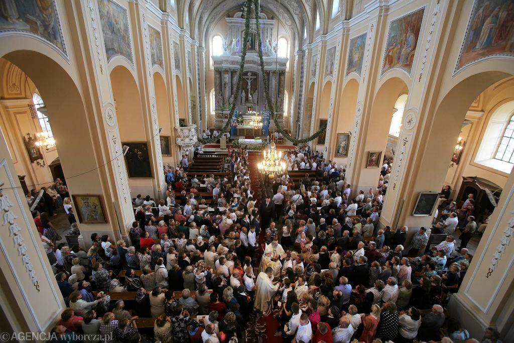 Koronawirus w Polsce. Episkopat: Bierzmowania zostaną przesunięte na późniejszy termin (zdjęcie ilustracyjne)