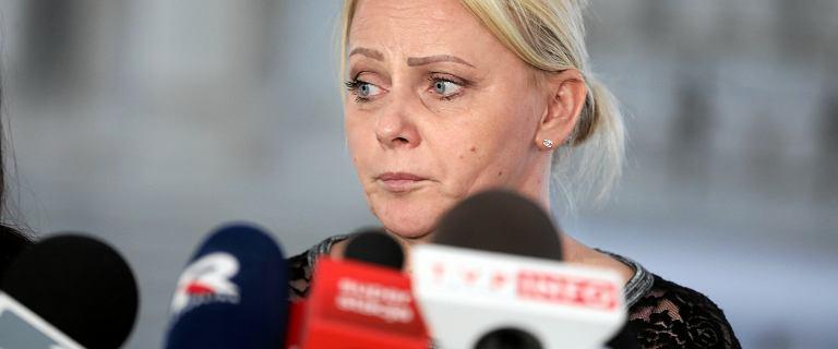 Zakaz wstępu do Sejmu dla syna Iwony Hartwich zniesiony