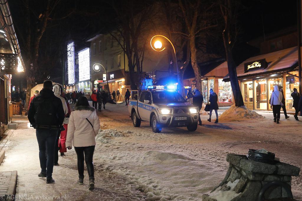 Turyści zdemolowali domek w Zakopanem. Straty sięgają 20 tys. zł // ZDJĘCIE ILUSTRACYJNE