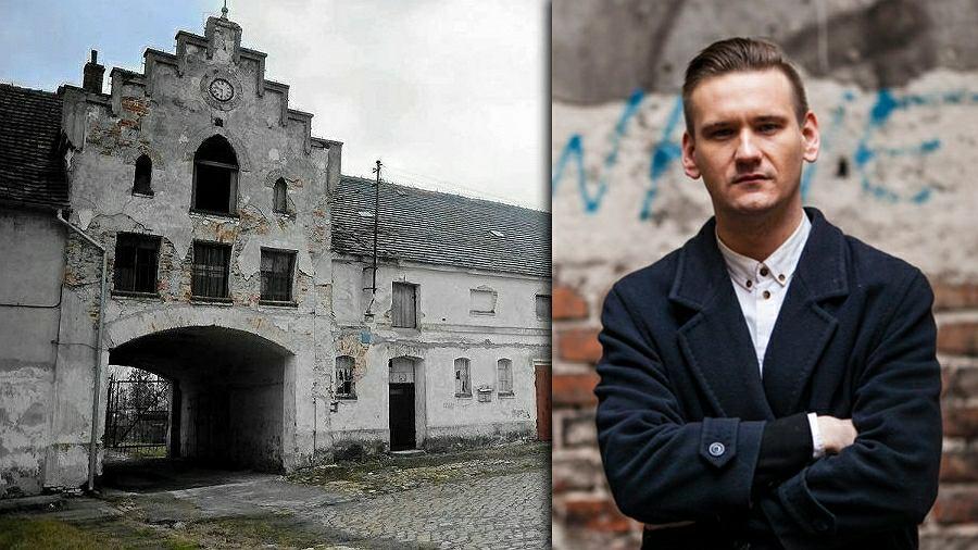 Stary folwark w Opolu, który przejęło miasto/ Jakub Dymek