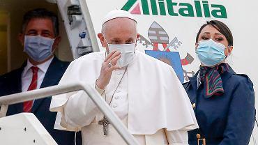 Papież Franciszek w Iraku