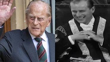 Stacja BBC wyemitowała czarno-białe nagranie księcia Filipa. Internauci są pewni, że mąż królowej nie żyje