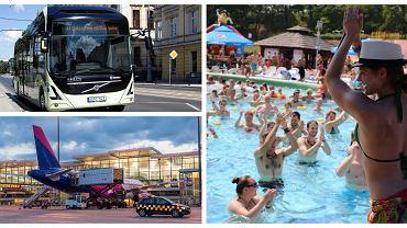Volvo Polska, Port Lotniczy Wrocław i Aquapark Wrocław