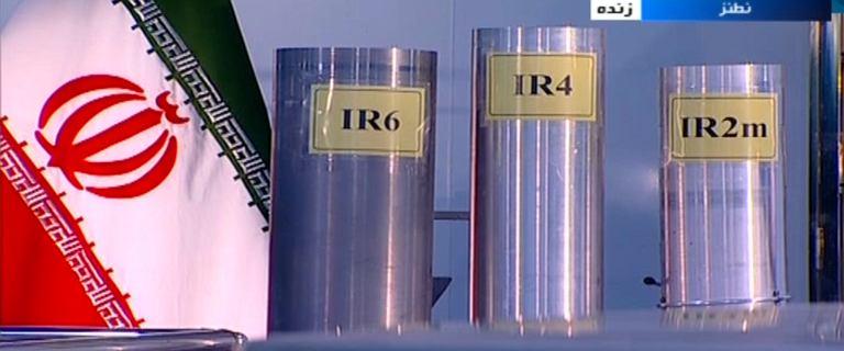 Iran zwiększa poziom wzbogacania uranu przewidziany w porozumieniu nuklearnym