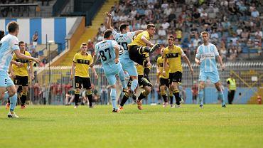 Stomil Olsztyn - GKS Katowice 3:1