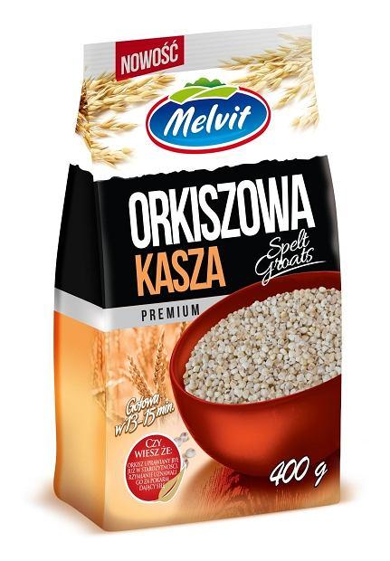 Melvit - Kasza orkiszowa