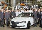 Skoda sprzedała już 18 milionów samochodów